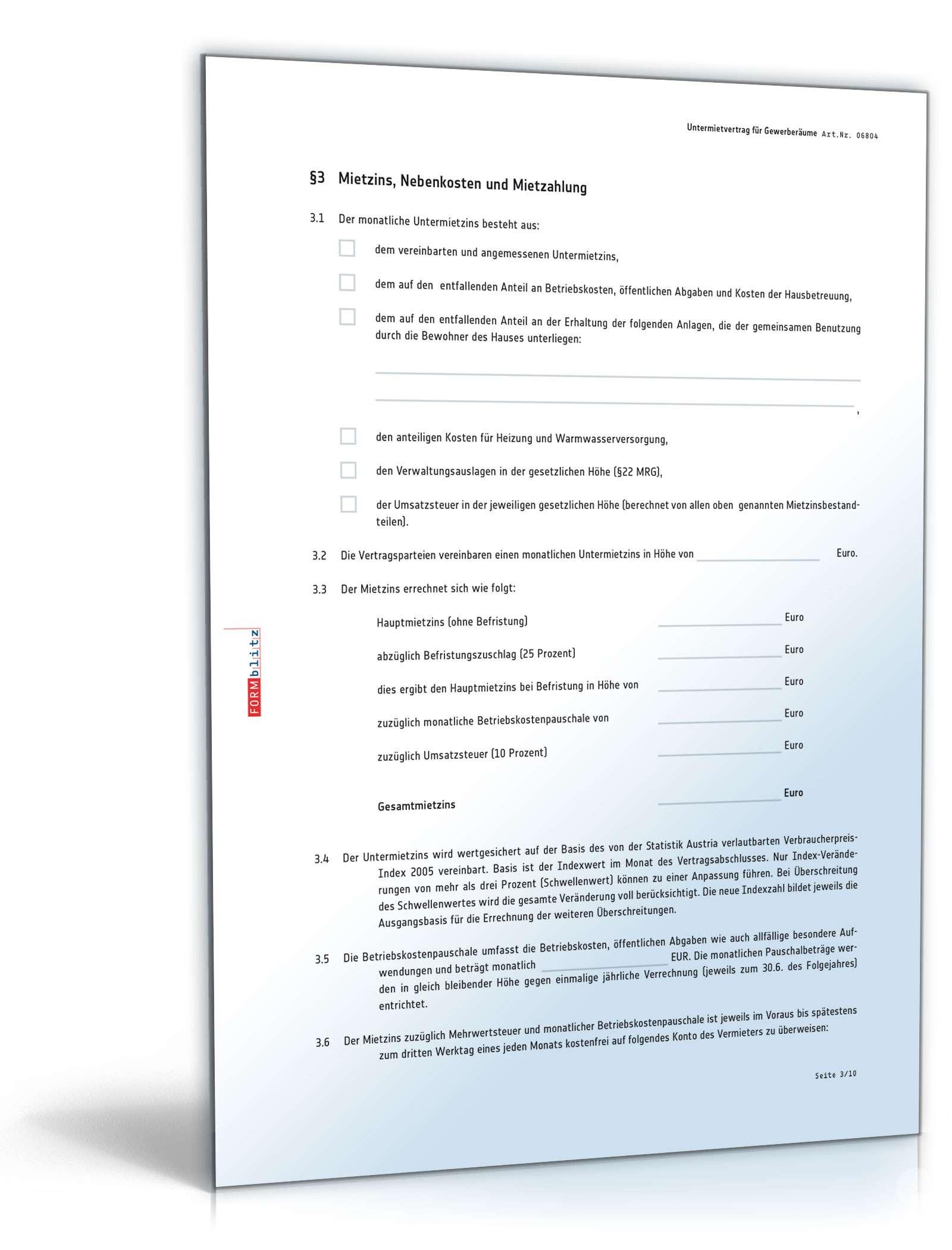 Deluxe Untermietvertrag Wohnung Opinions - Debt-Services.us